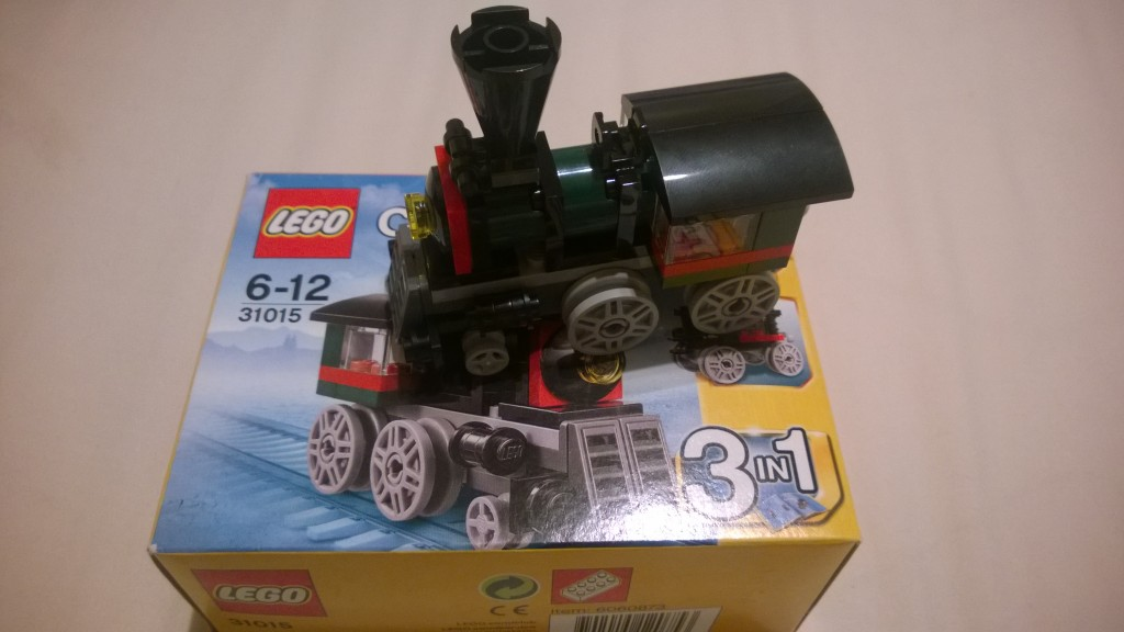 LEGO Creative Train
